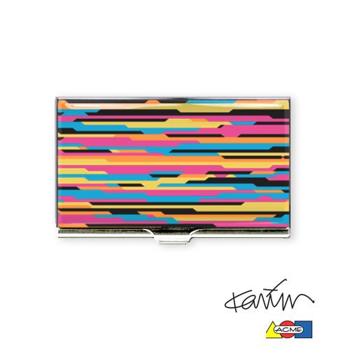 Acme Love Kolor Visitenkartenetui Design Karim Raschid
