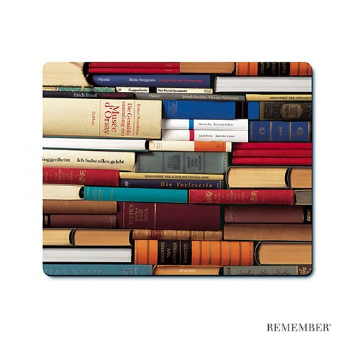 * Mousepad »Leseratte« von Remember Products