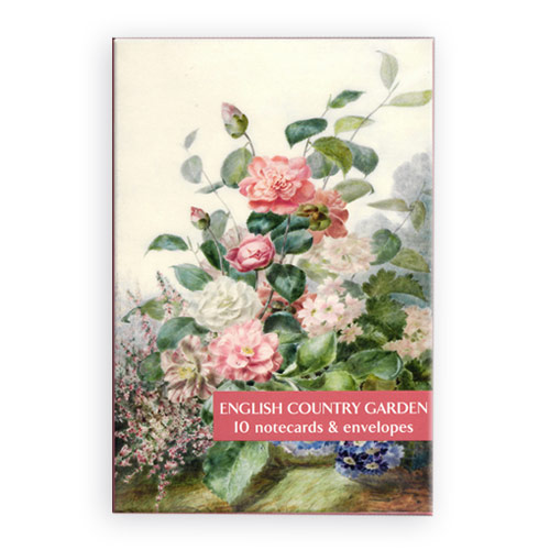 *  Briefkarten Fitzwilliam Museum - English Country Garden | Englische Gärten