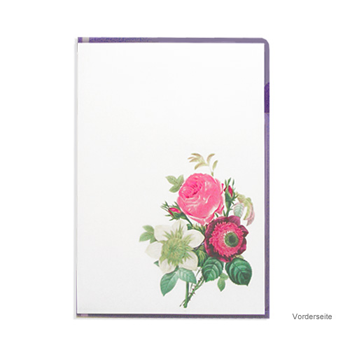 *  Sichthülle REDOUTE »Rose, Anemone, Clematis ...«