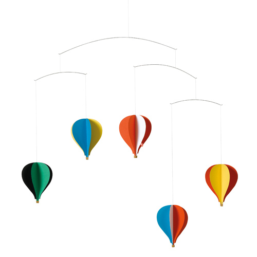 * Flensted Mobile - 5 Balloons