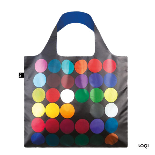 *  LOQI Shopping Bag POUL GERNES »Dots« - Museumskollektion