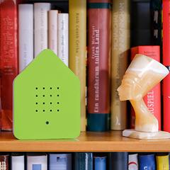 Zwitscherbox - das Original in Grün »