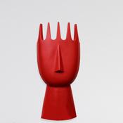 DIAVOLO in Rot - Design Alessandro Mendini & Daniel Eltner »