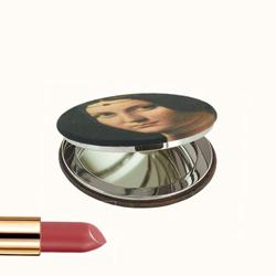 Taschenspiegel »Die schöne Feronniere« - Leonardo da Vinci »
