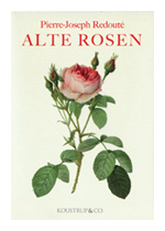 Briefkarten REDOUTÉ »Alte Rosen«