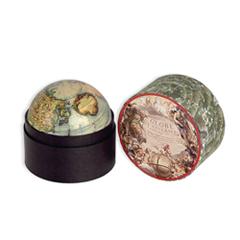 Kleiner Vaugondy-Globus in der Box